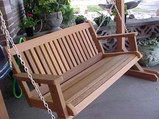 Front Porch Swing Southern By Birth Pinterest
