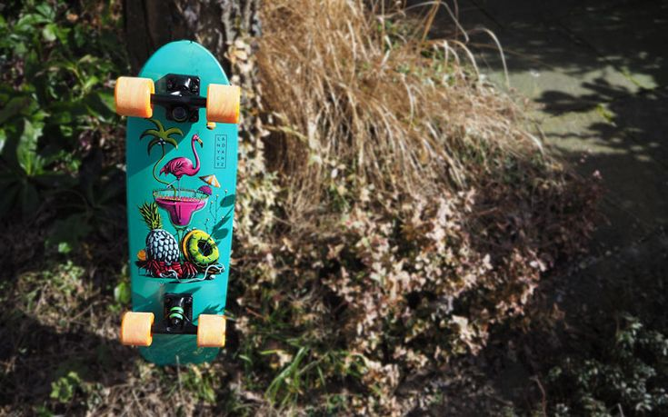 Landyachtz Dinghy | Cruiser Board