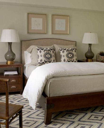 | Copy Cat Chic | chic for cheap: Copy Cat Chic Room Redo | Calm Green Bedroom