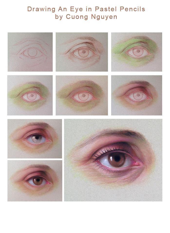 Image result for derwent pastel pencils artists