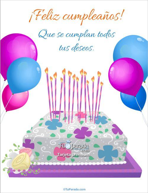 Feliz Cumple  http://enviarpostales.net/imagenes/feliz-cumple-32/ felizcumple feliz cumple feliz cumpleaños felicidades hoy es tu dia