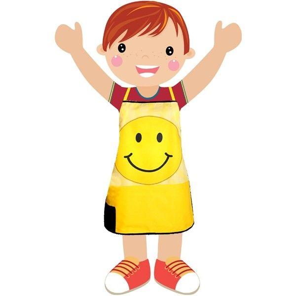 Sunshine Smile Kids Apron- KAP-133