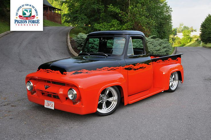 Car Shows of Pigeon Forge- Nobody does car shows like #PigeonForge with more than 10 shows visiting the area annually.