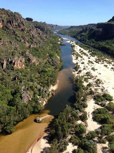 East Alligator River, Arnhem Land, http://www.bloggerme.com.au/states/van-dieman Australia
