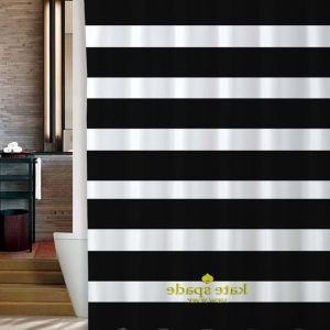 black and white striped shower curtain. Black And White Horizontal Striped Shower Curtain Best 25  shower curtains ideas on Pinterest Green home