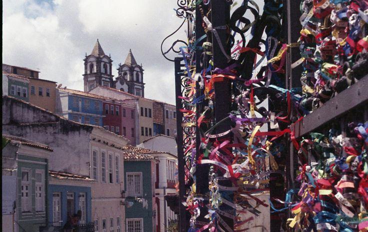 Pelourinho, Salvador de Bahía, Brasil