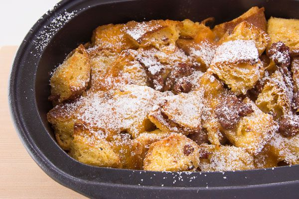 don t hold the anything breakfast bread pudding hold the anything don ...