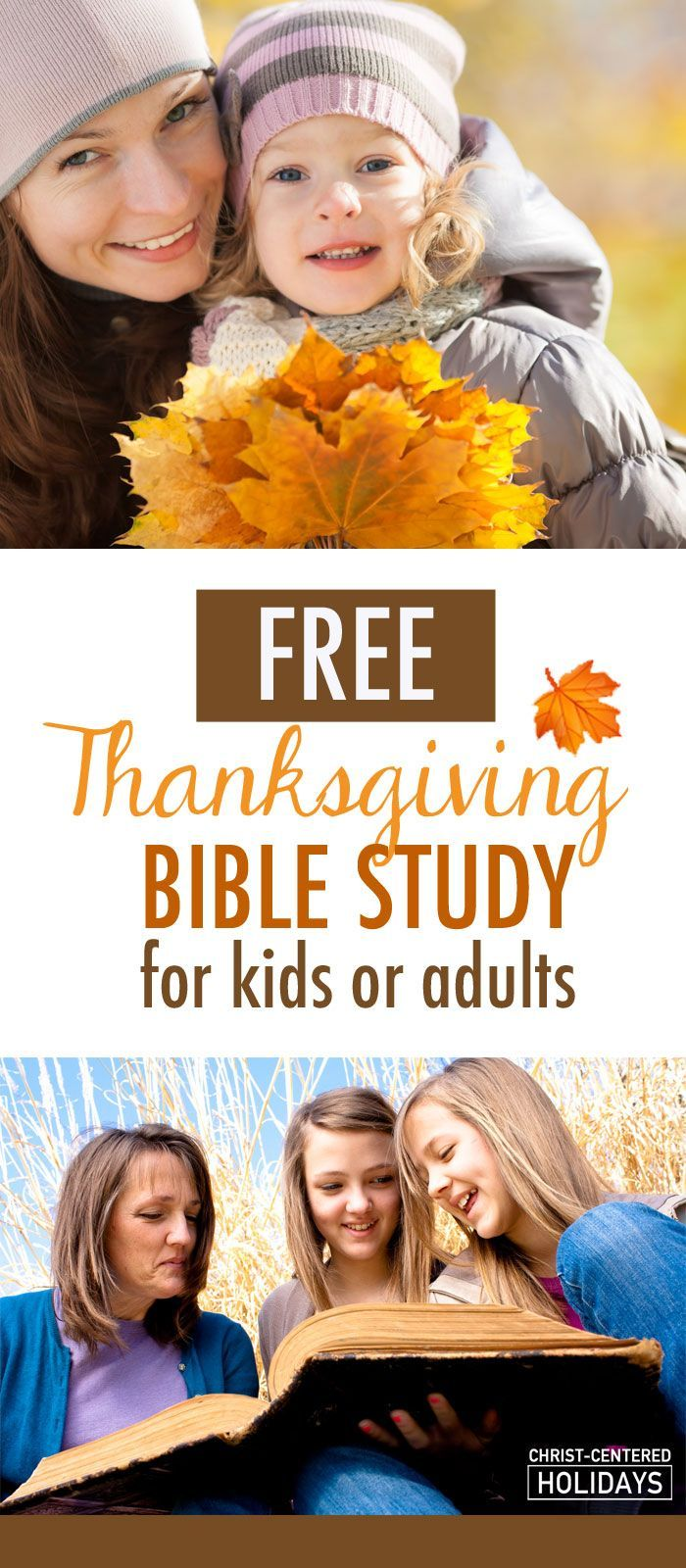 What is Thanksgiving - NetBibleStudy.com