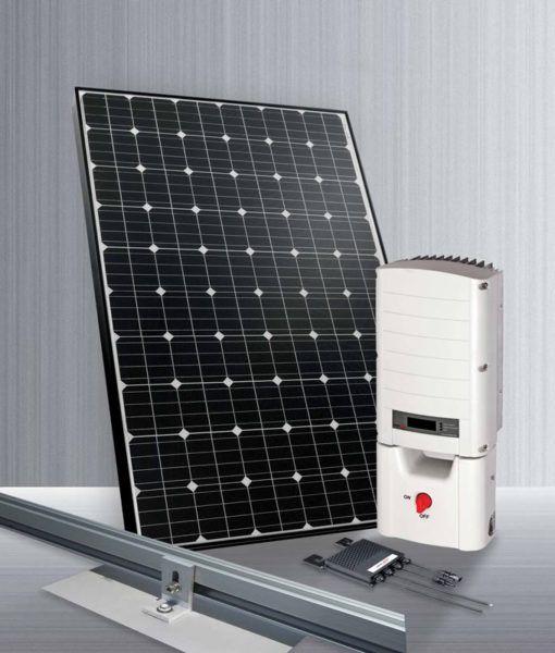 Home Solar Panel Kit