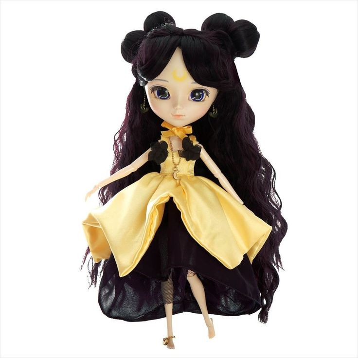 Groove Pullip Sailor Moon Luna Princess's Lover P-153 Fashion Doll Action Figure | eBay