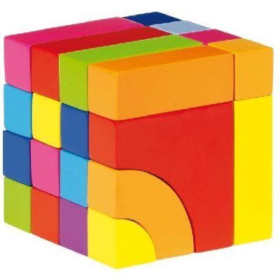 Головоломка Кубик GOKI ― Мир игрушки