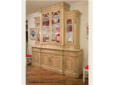 Shop For Habersham Plantation Corporation Hampton Court Breakfront And Other Dining Room Cabinets At Hickory Furniture Mart In NC