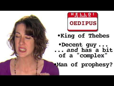 the theme of blindness in oedipus the king by sophocles A discussion of the oedipus the king themes running throughout oedipus the king great supplemental information for school essays and projects.