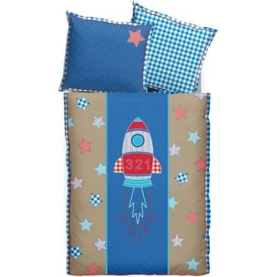 Alles van Lief zie je hier, o.a. LIEF! Raket dekbedovertrekset juniormaat  Ruben will LOVE this bedding!