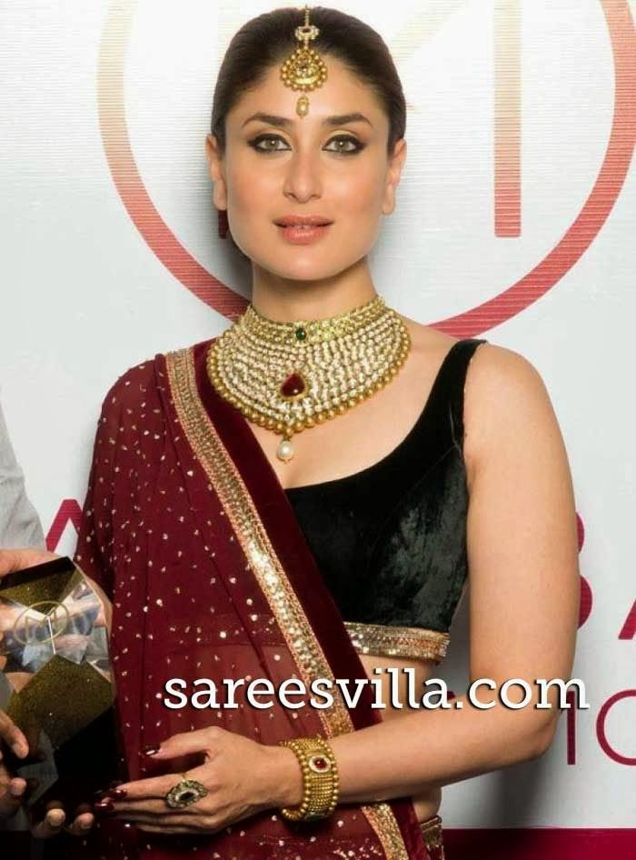 Image result for sleeveless saree blouse