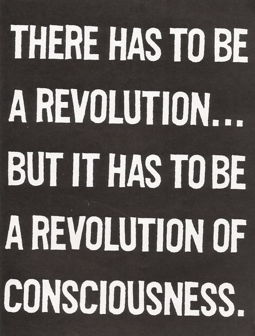 consciousness is on a schedule - there is no stopping it....might as well be in the flow and wake up than resist it.