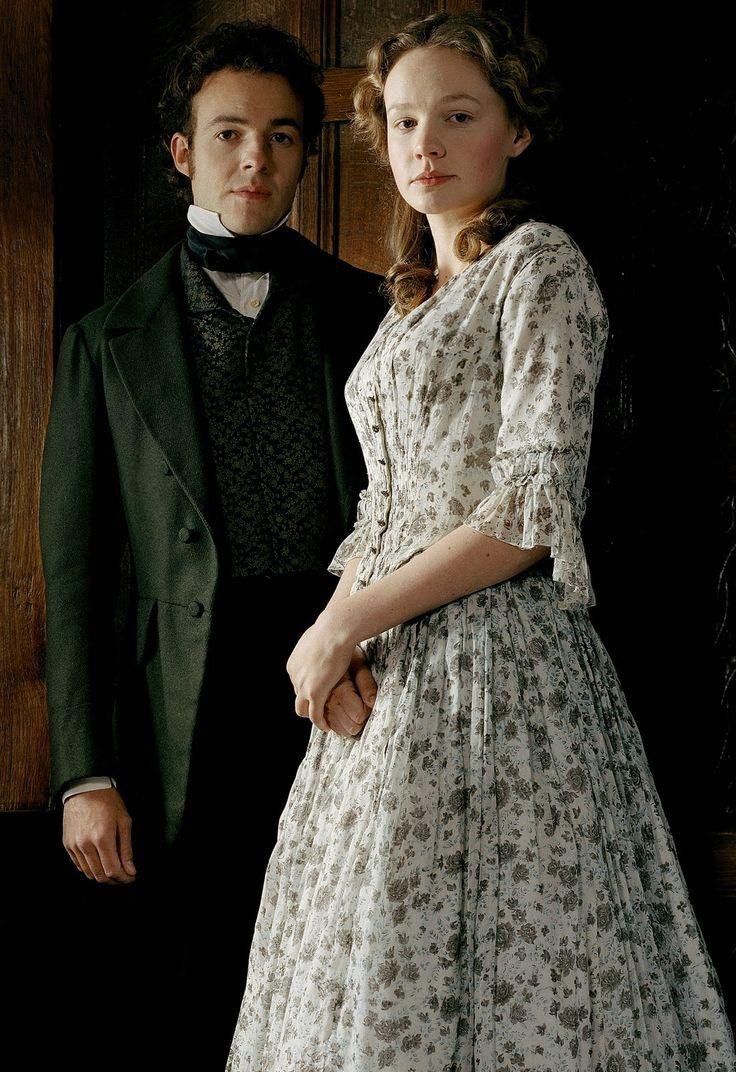 Old-Fashioned Charm: Bleak House Throwdown: Ada Clare's Dresses - Carey Mulligan