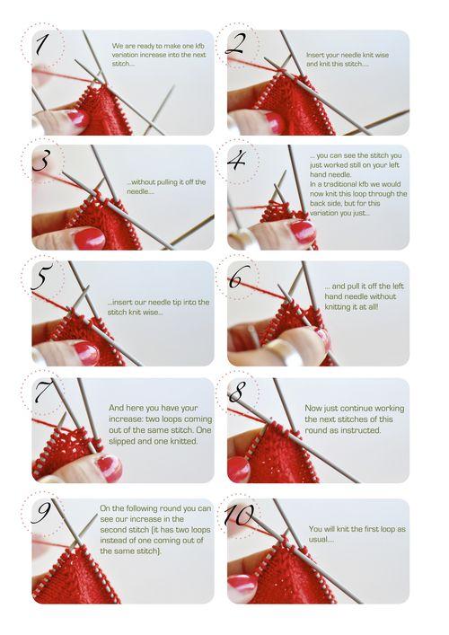 Knitting Increase Purlwise : Best tuque style bas de laine classique images on