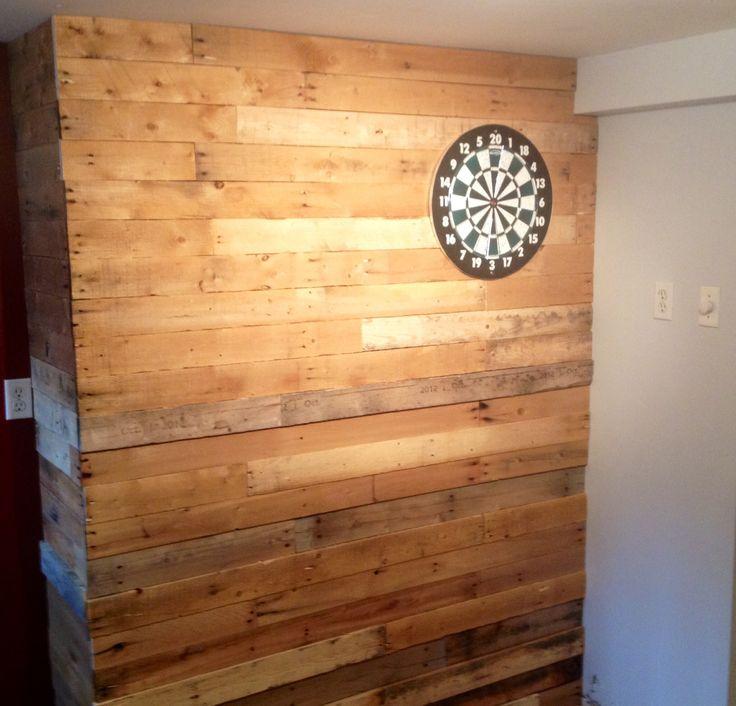 wood walls pallets en bois wall forward notre mur en bois de palette