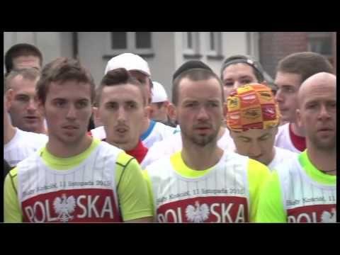 IV Niepodległościowa Jedenastka - Bieg Niepodległościowy 11.11.2015 - YouTube