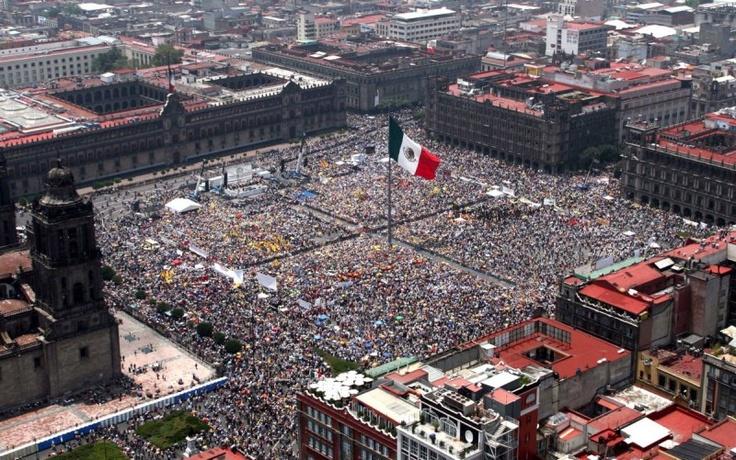 ALDEA DIGITAL 2013: 16 AL 18 DE MARZO EN EL ZÓCALO DE LA CIUDAD DE MÉXICO. Con el slogan de «Aldea Digital es para todos», se anuncia la edición 2013 de uno de los grandes eventos más importantes de tecnología y cultura digital en la Ciudad de México y Latinoamérica. En esta ocasión se celebra en el zócalo capitalino.