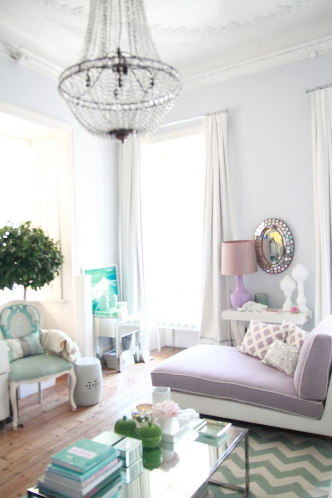 DIY:: Create a Cozy Cottage Living Room ! Makeover by Ana Antunes. So Lovely and Timeless ! All of her projects are incredible !