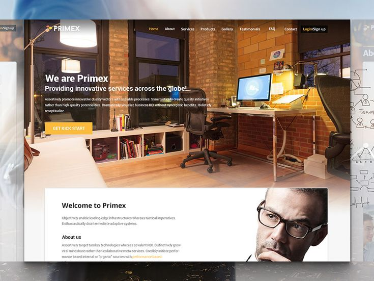 Looking For Best Responsive Business Website Template Your Corporate Firm And Portfolio Download Templates