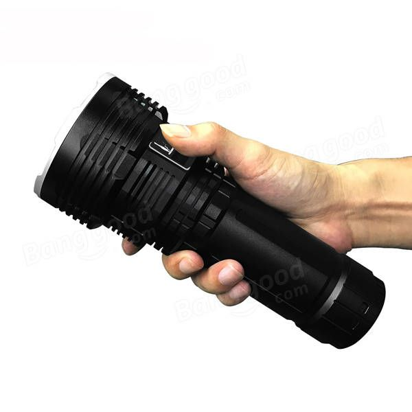 IMALENT DX80 8x XHP70 2nd Generation 32000LM Outdoor Search LED Flashlight 806M Sale - Banggood.com