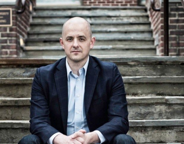 Meet the Ex-CIA Agent Whos Trying to Take Down Trump and Clinton  by Running Against Them  Independent presidential candidate Evan McMullin thinks the United States should make a stronger push against the Islamic State take steps to secure its southern border and drastically simplify the tax code.  In a wide-ranging interview with TheBlaze the last-minute entrant to the 2016 race shared his plans to retool U.S. national security the economy and more if he succeeds in his long-shot bid to…