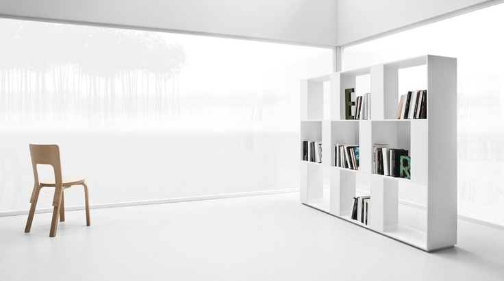 Zampieri - K #living in white lacquer.
