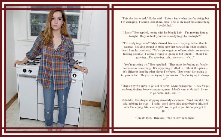 from Jaylen forced story transgender