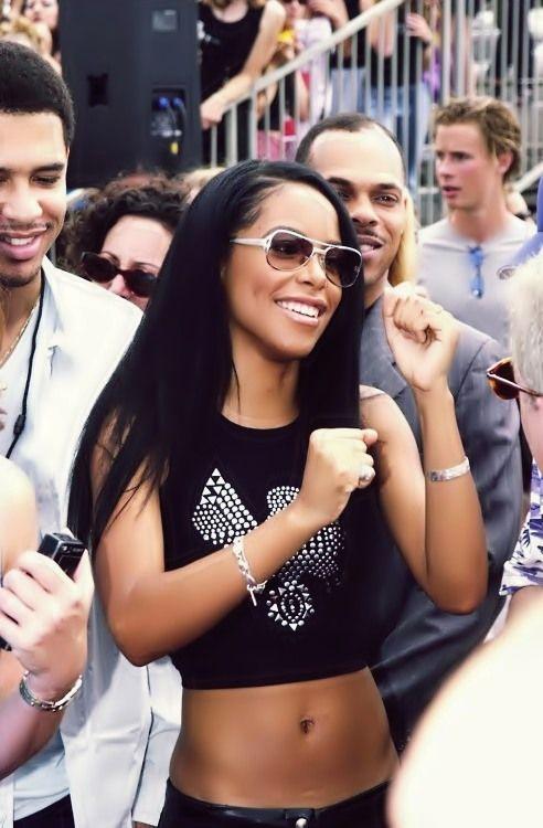 Aaliyah, I'll always love her