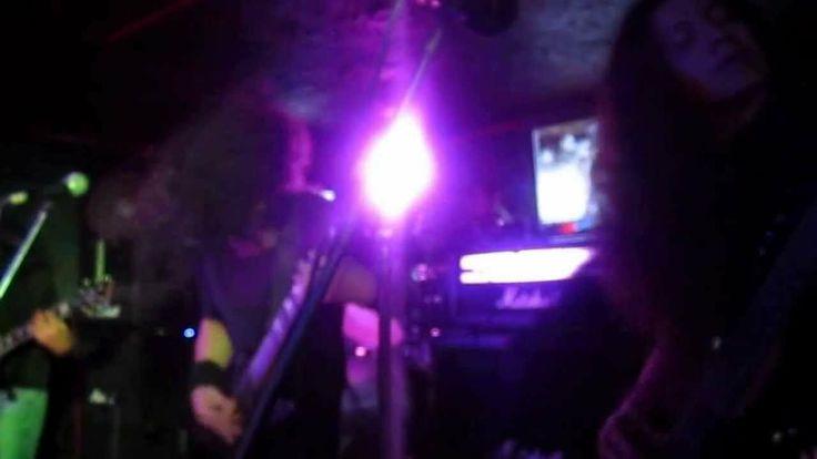 Creatum Delirium - Carcel Humana Del Destino (En Vivo Kaoz Bar- 19-07-13)