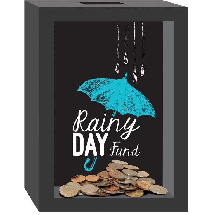 "Prinz ""It's A Rainy Day"" Piggy Bank"