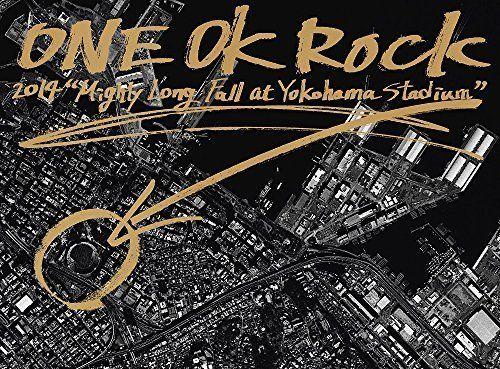 ONE OK ROCK 2014 Mighty Long Fall at Yokohama Stadium Blu-ray Music JRock