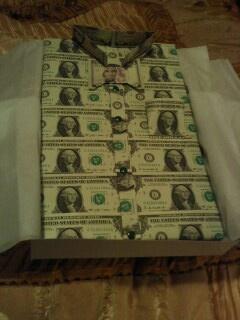 Man S Homemade Money Shirt Things I Love Money Flowers
