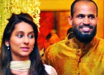 Yusuf Pathan And His Wife 17 Best images ...
