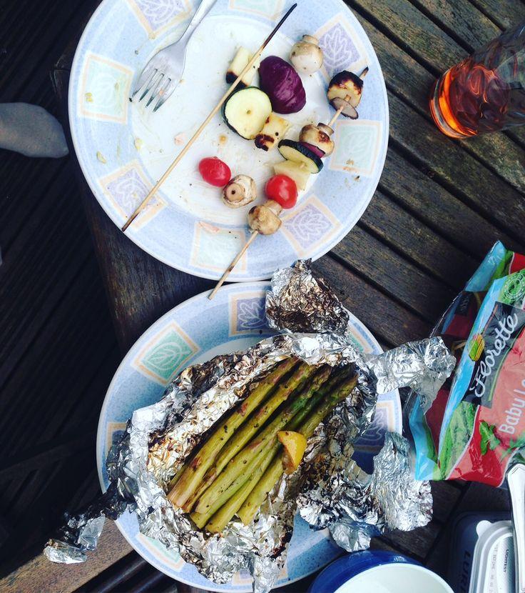 Best for summer - veggie bbq!