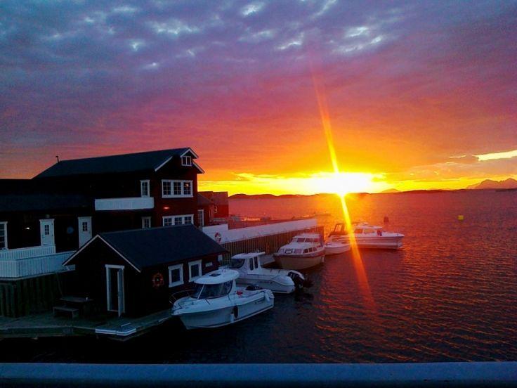 Bilder / Foto fra Herøy / Helgelandskysten / Nordland