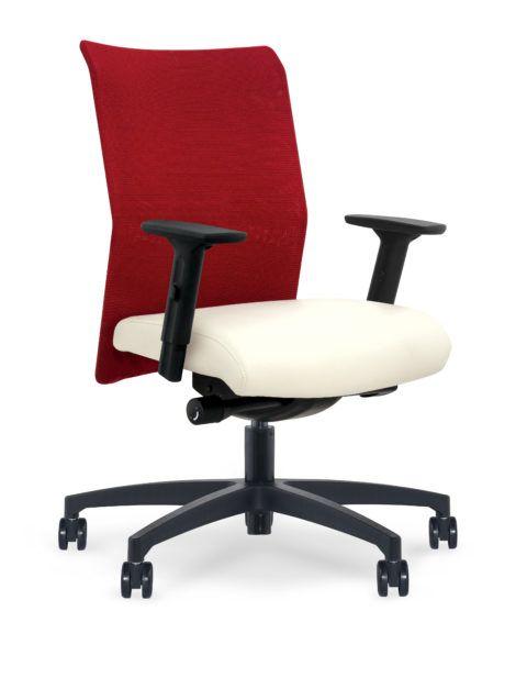 Proform Mid Back Parallel Mesh Via Seating Inc Seating Design Home Decor