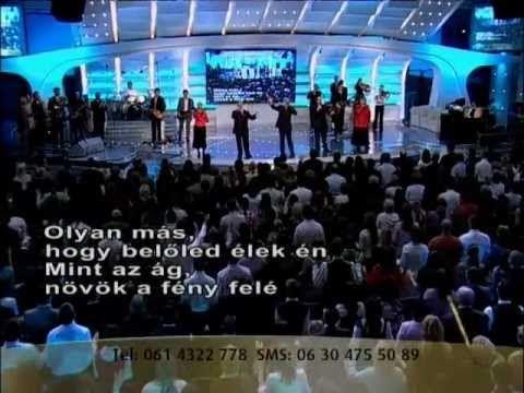 Nevemen hívtál el, hogy létezzem (Tőled élek én) - Hit gyülekezete - YouTube