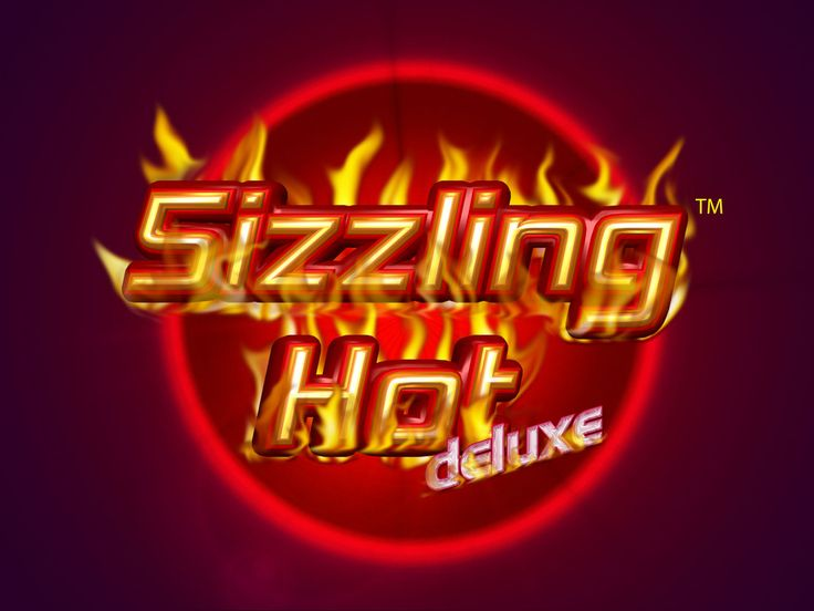 Sizzling Hot Deluxe Slot Machine – Play for Free