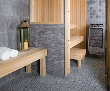Soapstone Tile Quarried By Tulikivi Of Finland, Distributed By Mid Atlantic  Masonry Heat Of Virginia