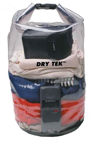 Dry TEK Dry Bag 11.5 X 19 Clear