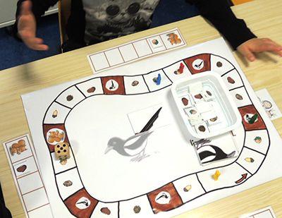 Les Clés de la Maternelle - Apprendre en jouant - Les jeux de numération des Moyens