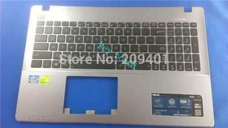Free shipping For Asus X550C Y581C Laptop keyboard US keyboard Version  — 2541.26 руб. —
