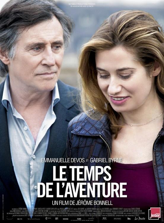 Le Temps de l'aventure > Site officiel VF - Un film de Jérôme Bonnell avec Emmanuelle Devos et Gabriel Byrne