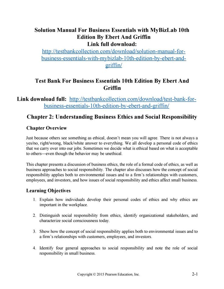 146 best solutions manual images on pinterest coding computer solution manual for business essentials with mybizlab 10th edition by ebert and griffin fandeluxe Gallery