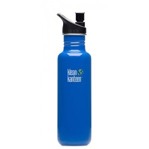 Kleen Kanteen 27 oz. Best water bottle on the planet. Available at SWERVE.  www.swervestudio.com