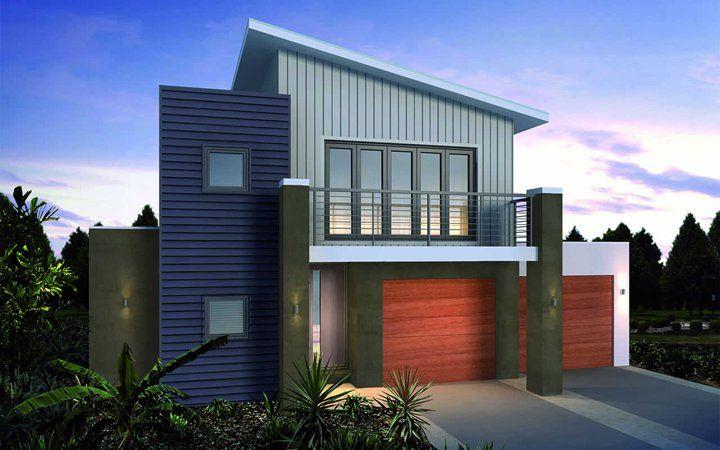 Metricon Home Designs The Sycamore Coastal Facade Visit